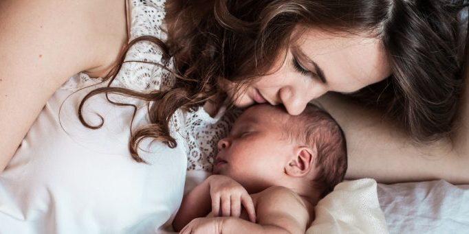 Newborn Fotografie Pure Life Geboortefotografie